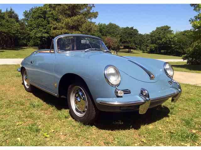 1960 Porsche Cabriolet 356 B | 980082
