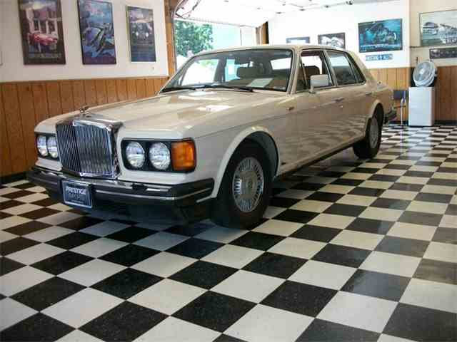 1991 Bentley Mulsanne S | 988201