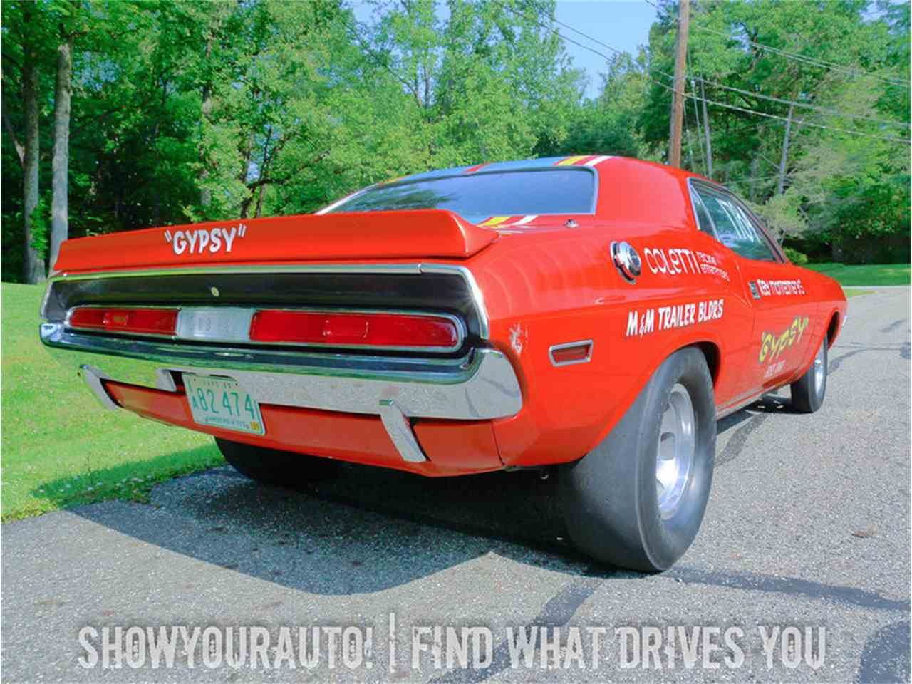 Large Picture of '70 Challenger - L6I2