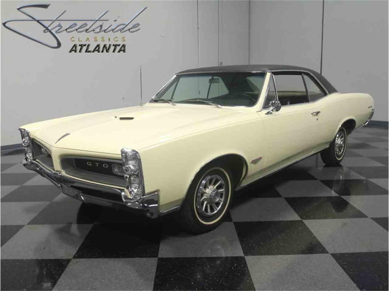 1966 Pontiac GTO for Sale - CC-988204