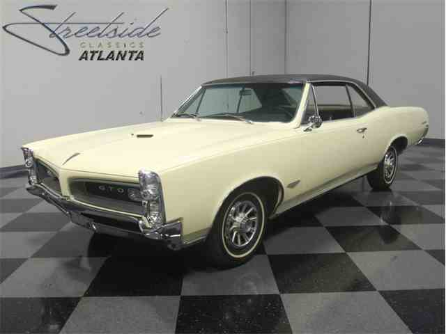 1966 Pontiac GTO | 988204