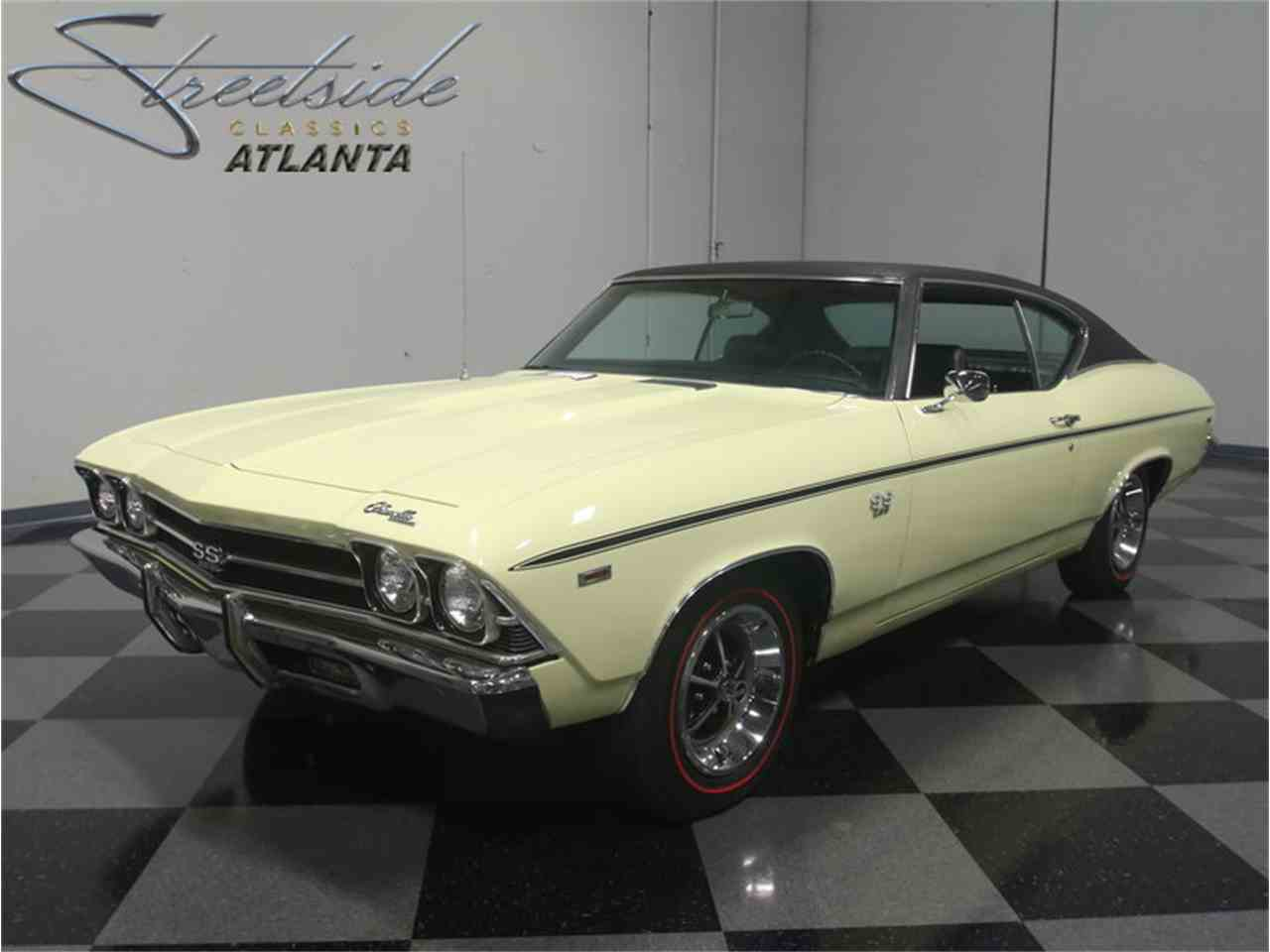 1969 Chevrolet Chevelle SS for Sale - CC-988206