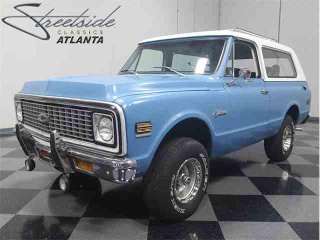1972 Chevrolet Blazer | 988209
