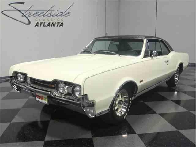 1967 Oldsmobile Cutlass   988211