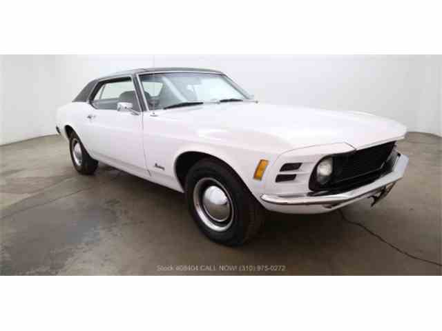 1970 Ford Mustang | 988218