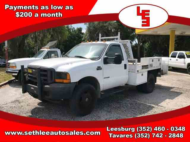 2001 Ford F550 | 980822