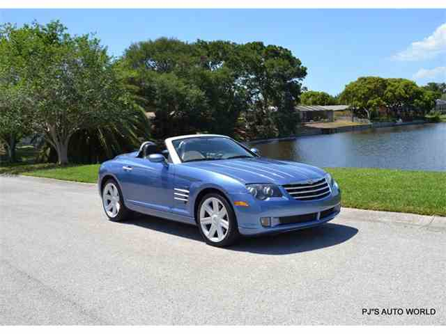 2005 Chrysler Crossfire | 988220