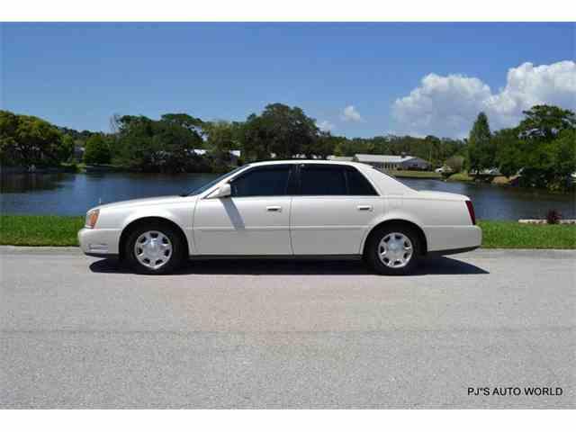 2002 Cadillac DeVille | 988222