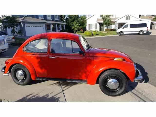 1972 Volkswagen Super Beetle | 988237
