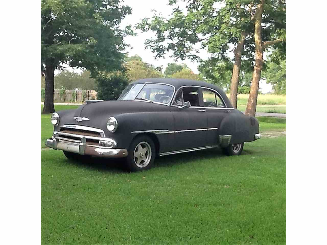 1951 Chevrolet Styleline Deluxe for Sale - CC-988244