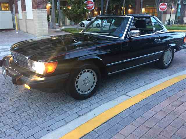 1986 Mercedes-Benz 560SL | 988245