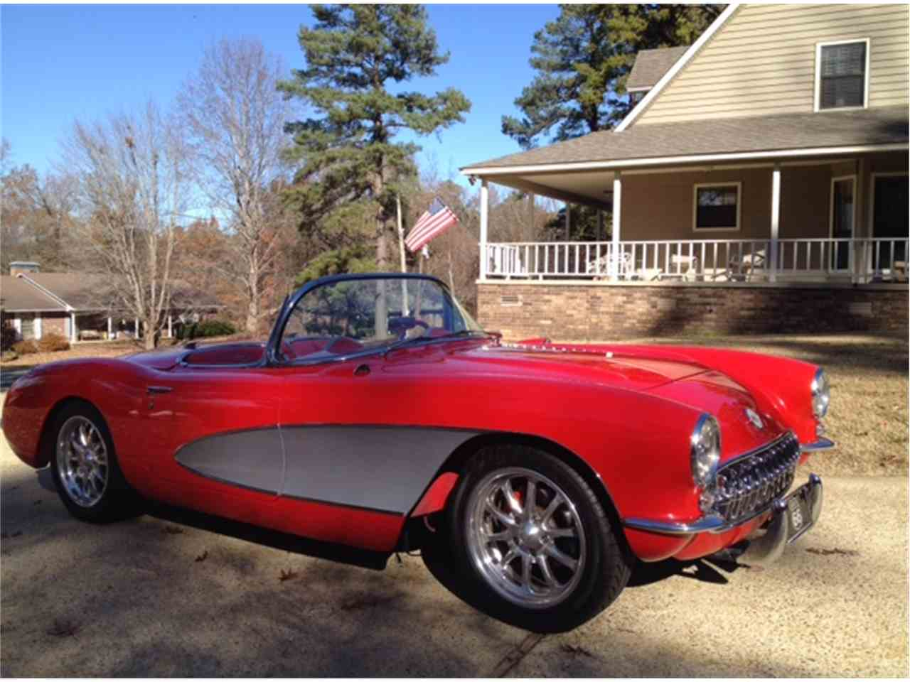 Cars For Sale In Arkansas >> 1957 Chevrolet Corvette for Sale | ClassicCars.com | CC-988257