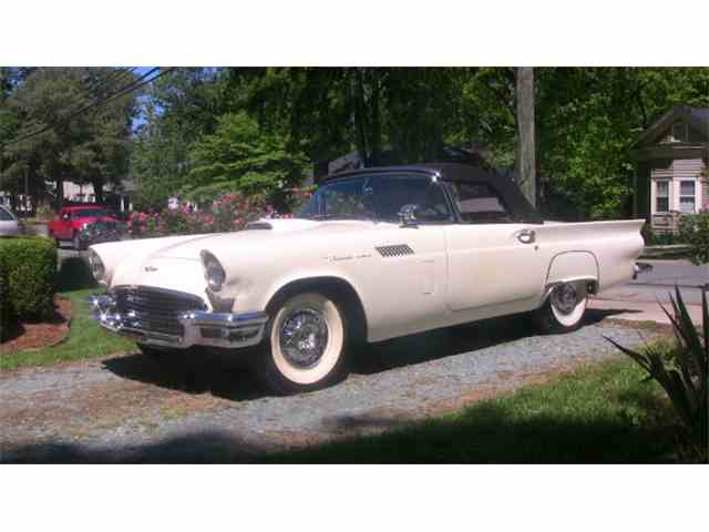 1957 Ford Thunderbird | 980826