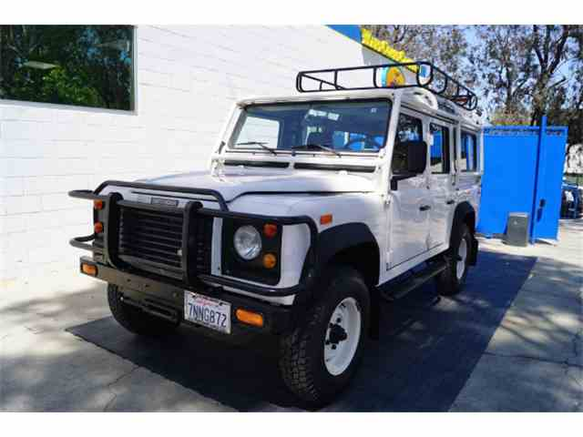 1993 Land Rover Defender | 980827