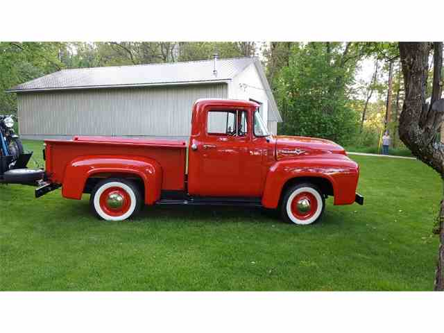1956 Ford F100 | 988270