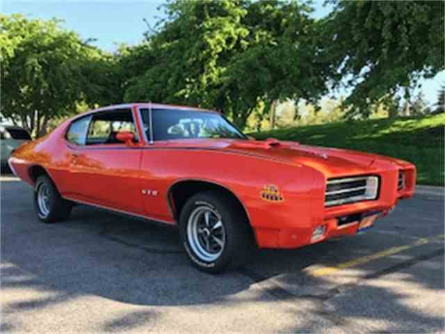 1969 Pontiac GTO (The Judge) | 988278