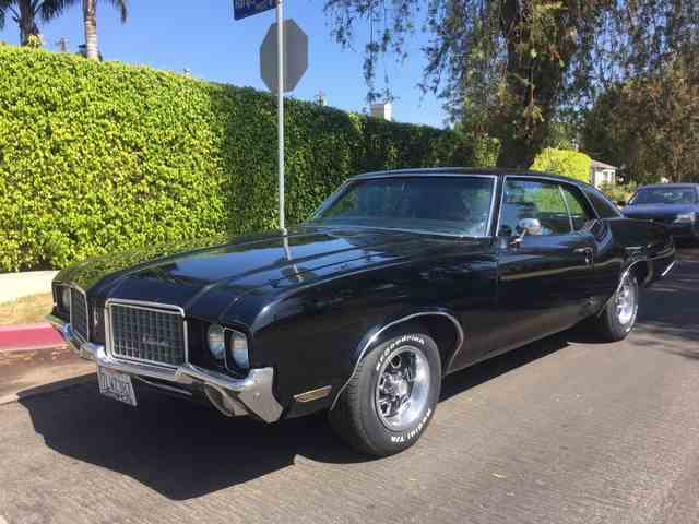 1972 Oldsmobile Cutlass | 988283