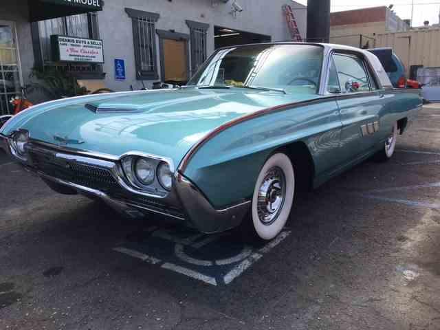 1963 Ford Thunderbird | 988285