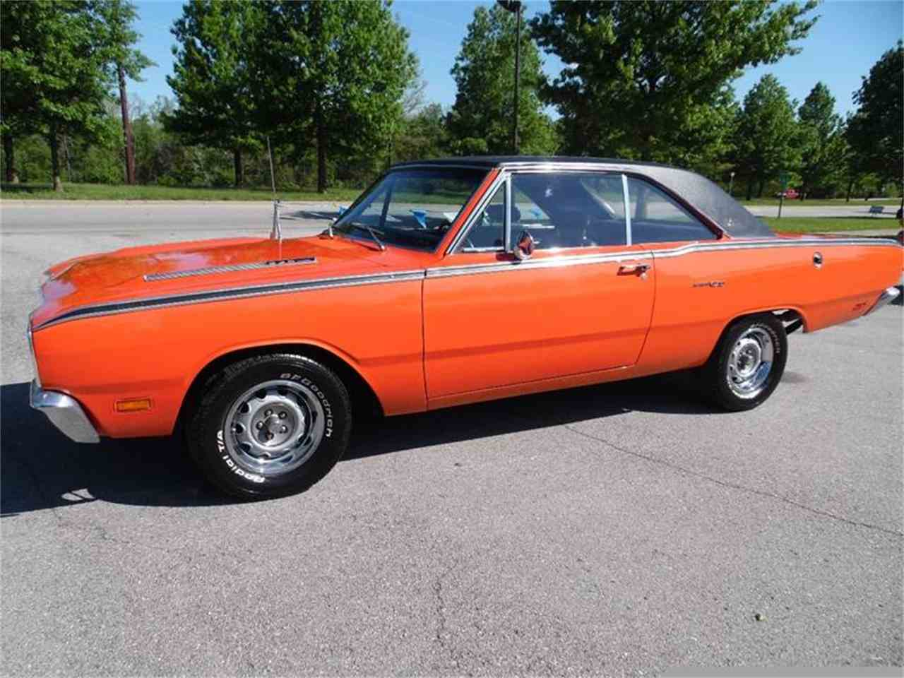 1969 dodge dart for sale cc 980829. Black Bedroom Furniture Sets. Home Design Ideas