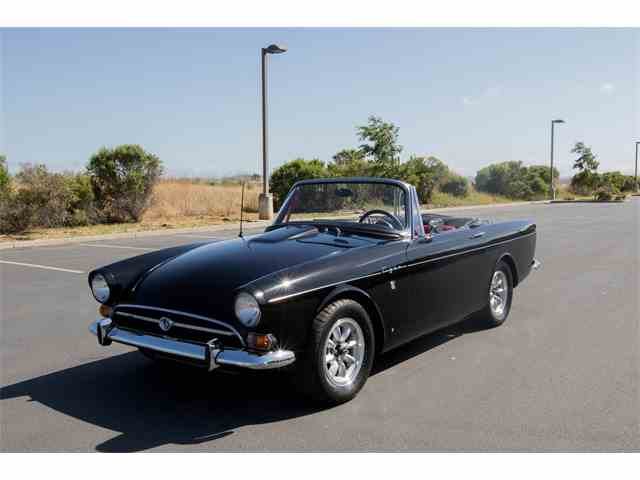 1967 Sunbeam Tiger | 988290