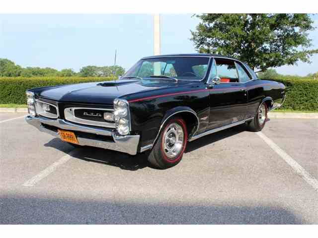 1966 Pontiac GTO | 988293