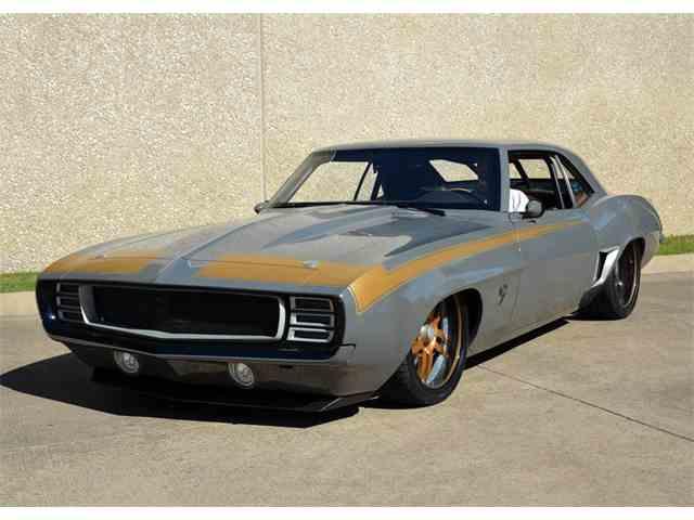 1969 Chevrolet Camaro SEMA Resto Mod | 980083