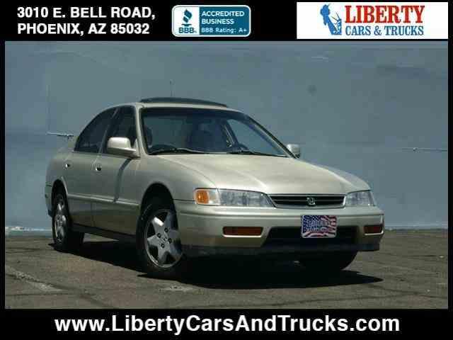 1995 Honda AccordLX V6 | 988302