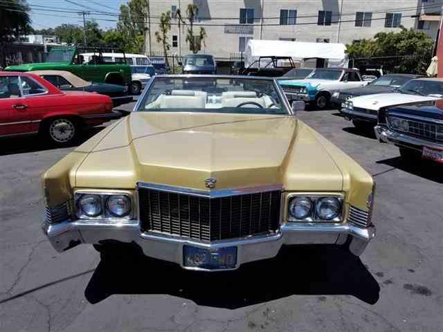 1970 Cadillac DeVille | 988304