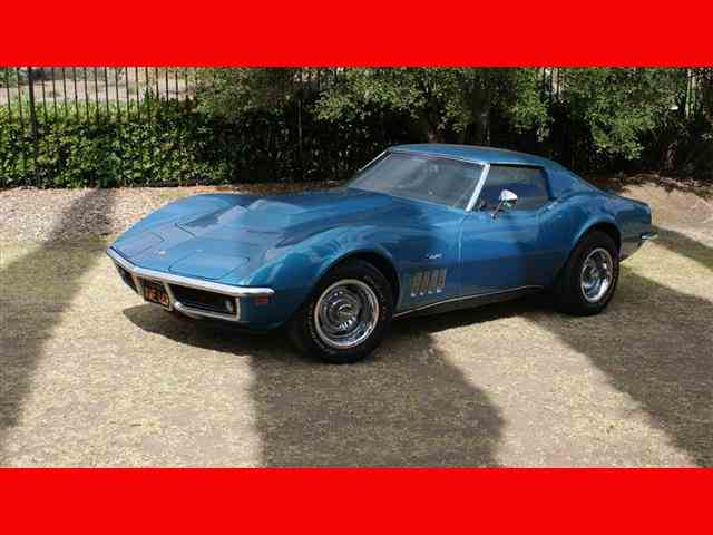 1969 Chevrolet Corvette Stingray | 988305