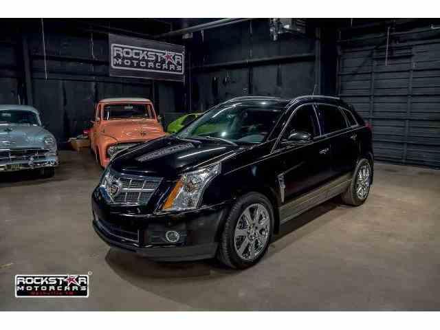 2010 Cadillac SRX | 988306