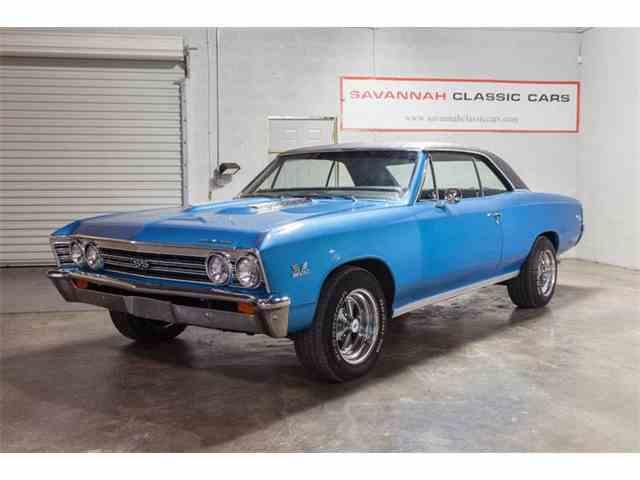 1967 Chevrolet Chevelle | 988309