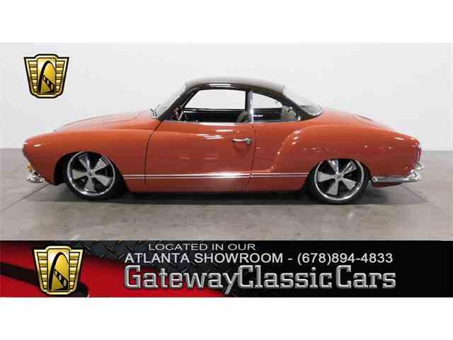1964 Volkswagen Karmann Ghia | 980831