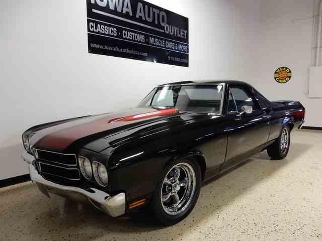 1970 Chevrolet El Camino | 988311