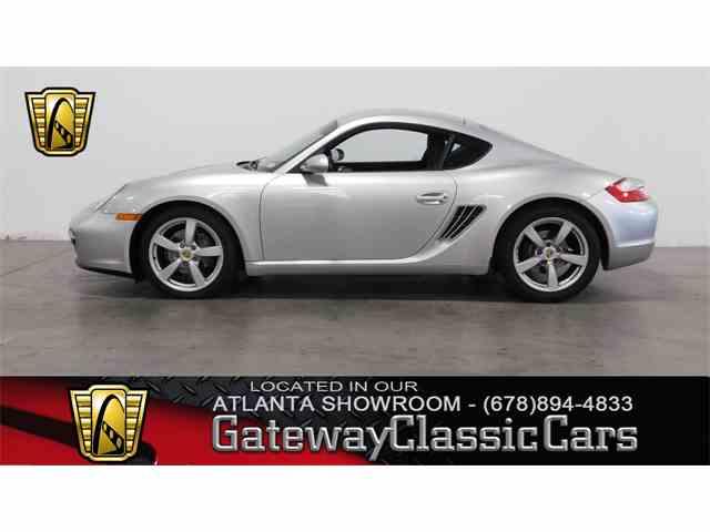 2007 Porsche Cayman | 980832