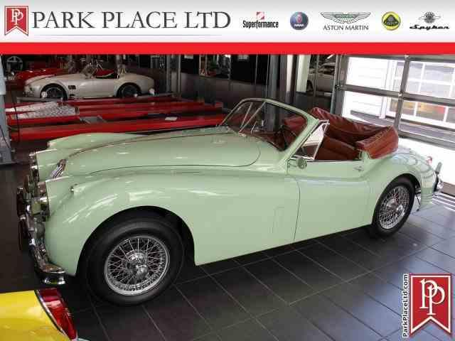 1955 Jaguar XK140 3.4 SE | 988320
