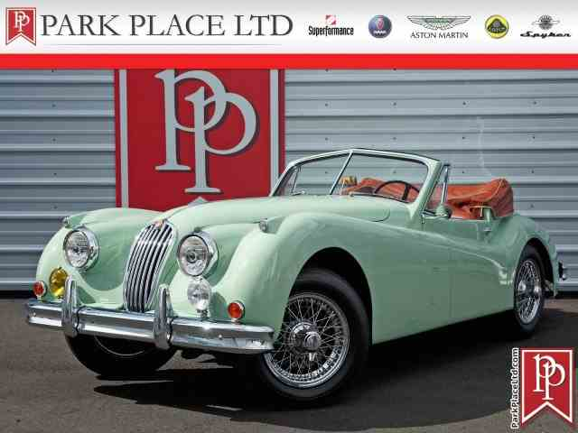 1955 Jaguar XK140 3.4 MC | 988320