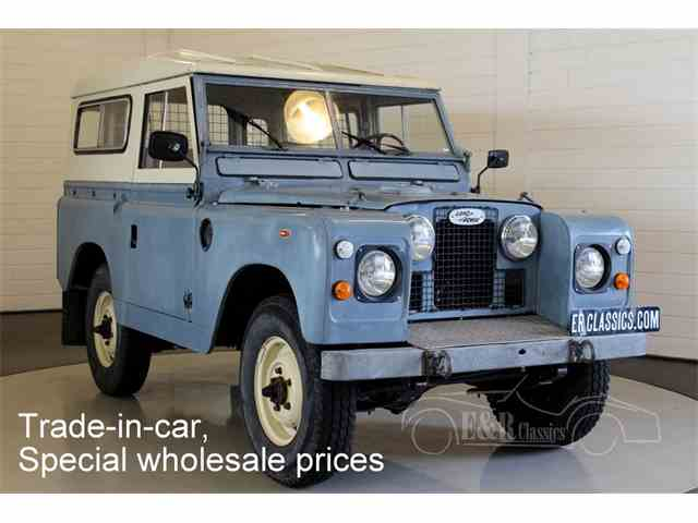 1963 Land Rover Series IIA | 988321
