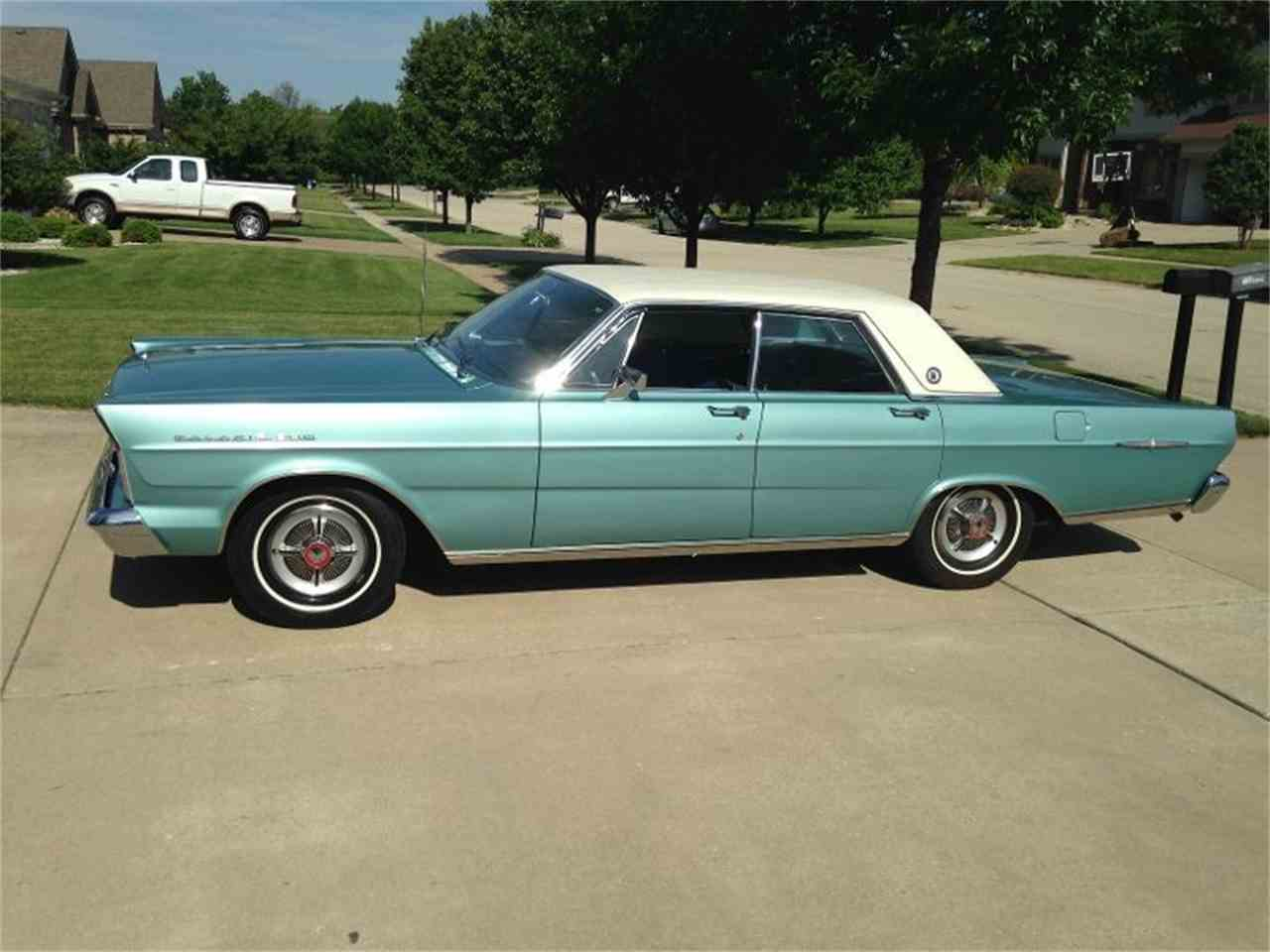 1965 ford galaxie 500 for sale cc 988326. Black Bedroom Furniture Sets. Home Design Ideas