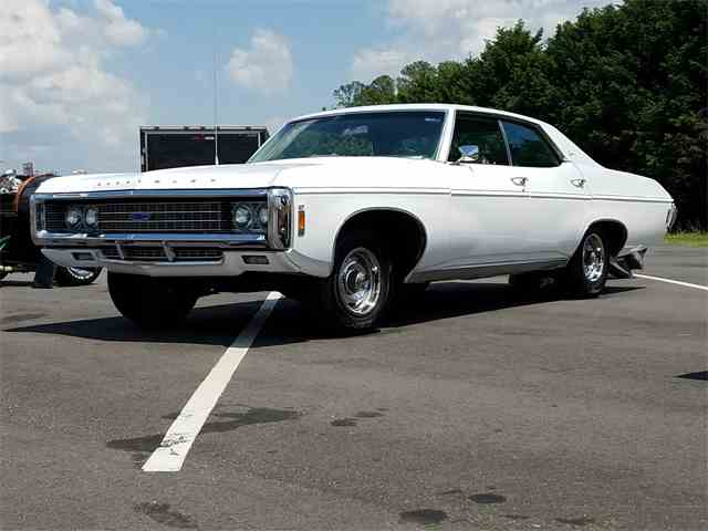 1969 Chevrolet Caprice | 988335