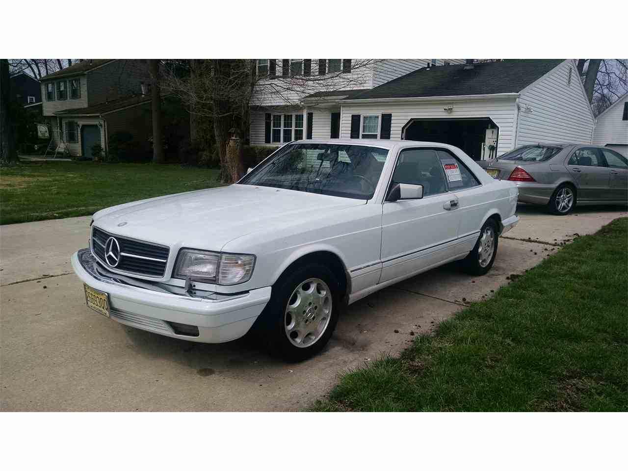 1990 mercedes benz 560sec for sale cc for Mercedes benz 560sec for sale