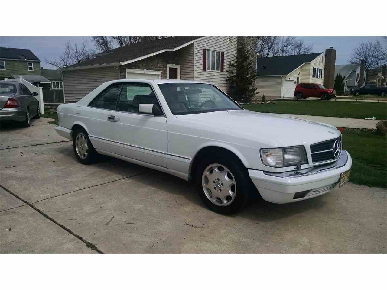 1990 mercedes benz 560sec for sale cc for Mercedes benz for sale in nj