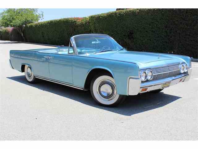 1963 Lincoln Continental | 988367