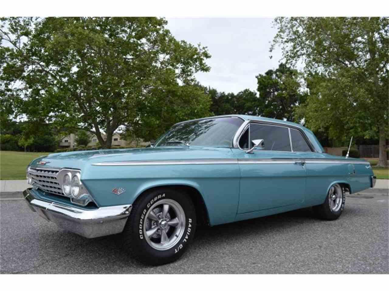 1962 Chevrolet Impala For Sale Classiccars Com Cc 988371