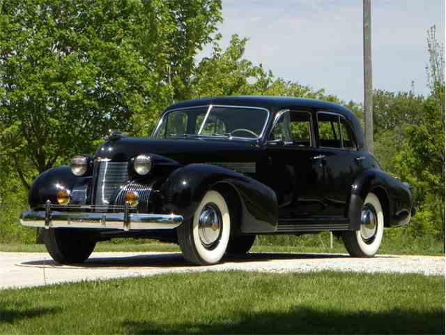 1939 Cadillac Series 60 | 988379