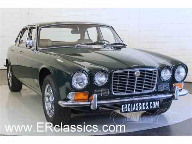 1972 Jaguar XJ6   988380