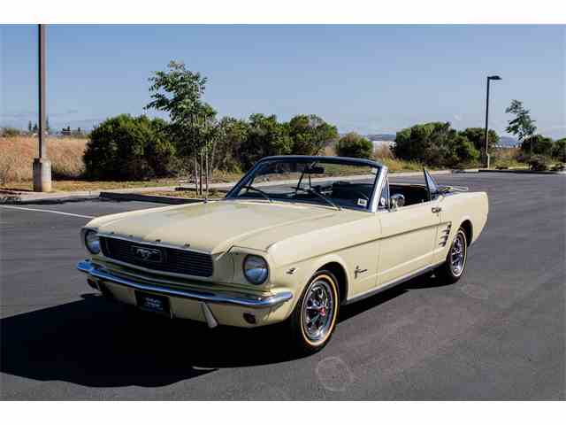 1966 Ford Mustang | 988387