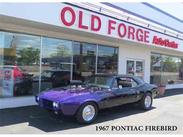 1967 Pontiac Firebird | 988391
