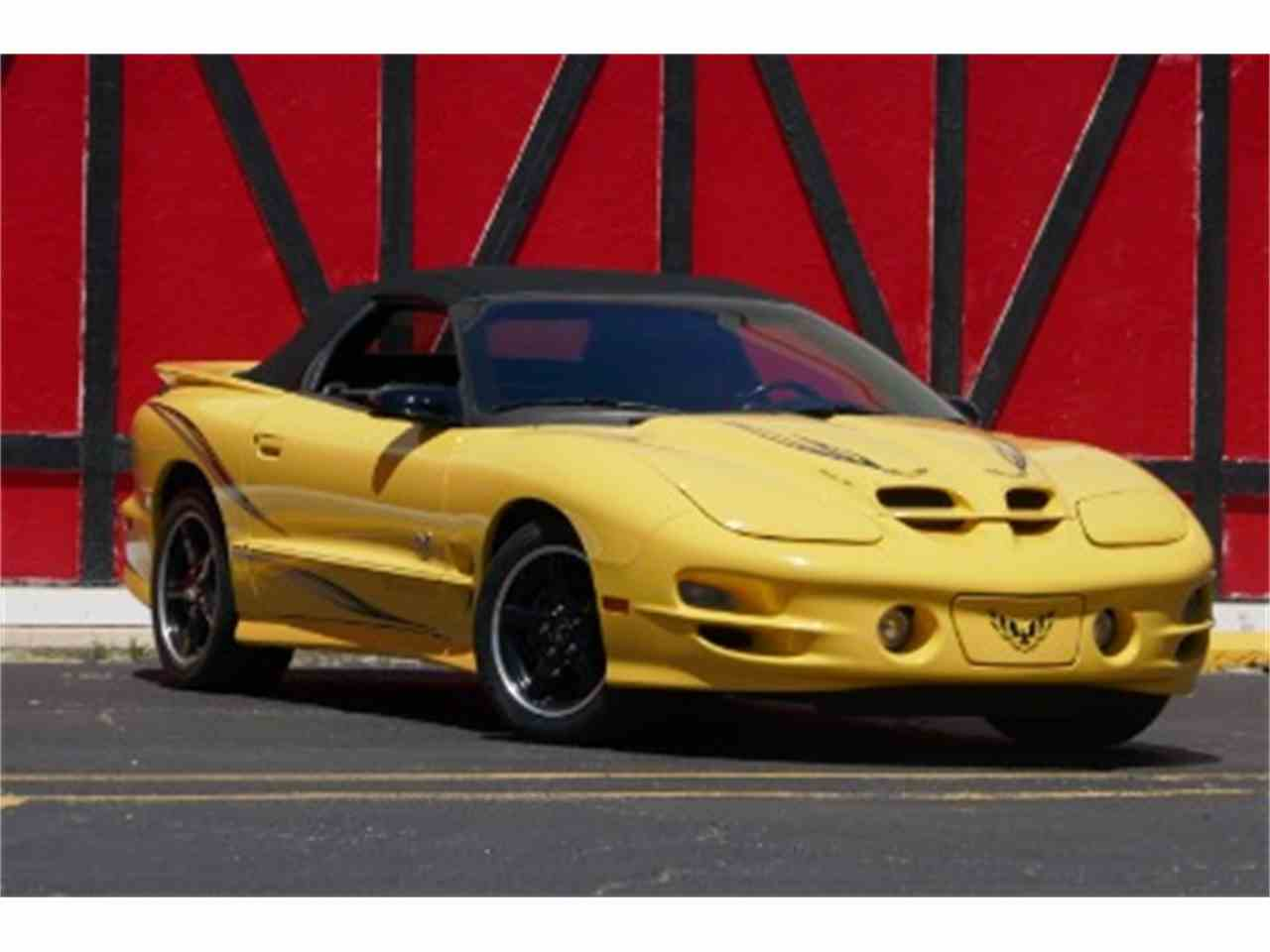 2002 pontiac firebird trans am for sale cc 988393. Black Bedroom Furniture Sets. Home Design Ideas