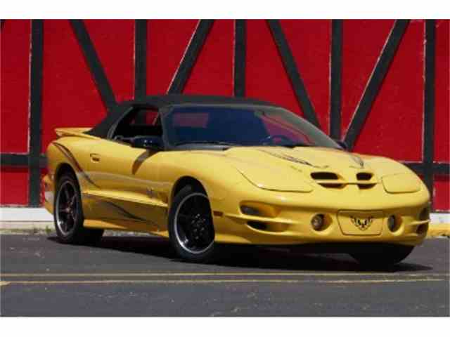 2002 Pontiac Firebird Trans Am | 988393