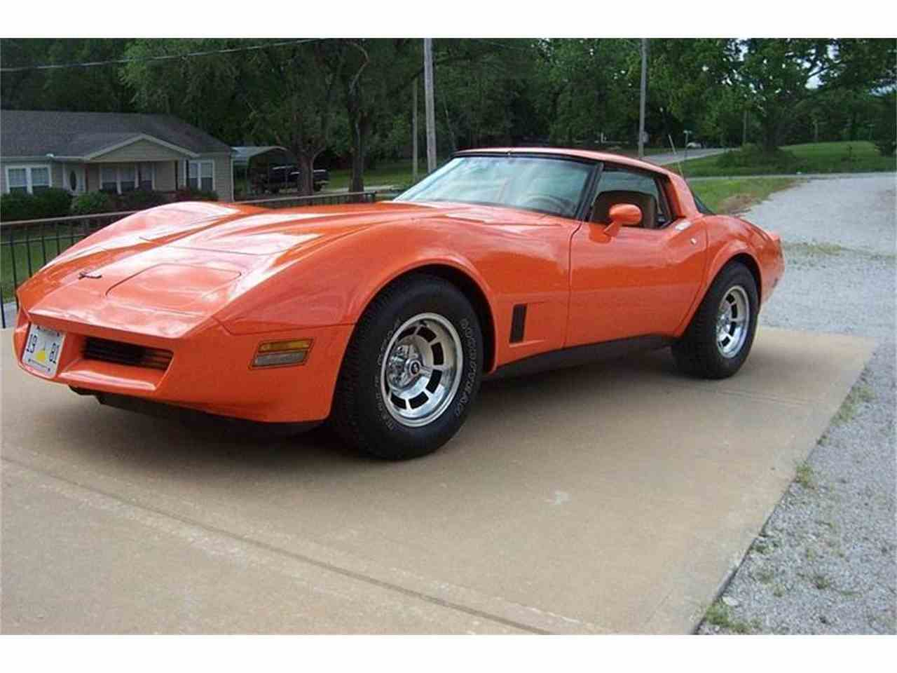 1981 Chevrolet Corvette for Sale - CC-988394